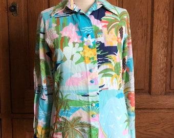 41e3d799b7e Lanvin blouse | Etsy