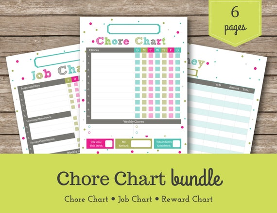 picture regarding Printable Allowance Chore Chart identify Chore Chart / Addy / Little ones Chore Chart / Printable Chore Chart / Advantage Charts / Small children Chores / Allowance Tracker