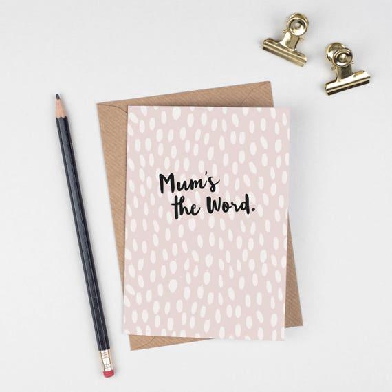 Les Mamans Drôle Carte De Fête Des Mères Carte D