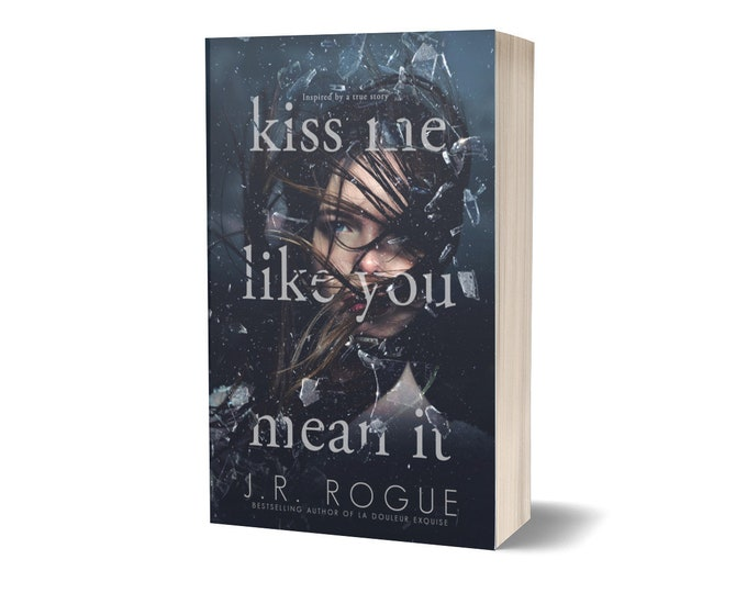 Featured listing image: Kiss Me Like You Mean It Signed Paperback