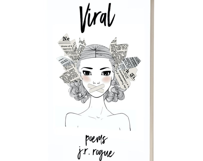 Featured listing image: Viral: Poems PRE-ORDER