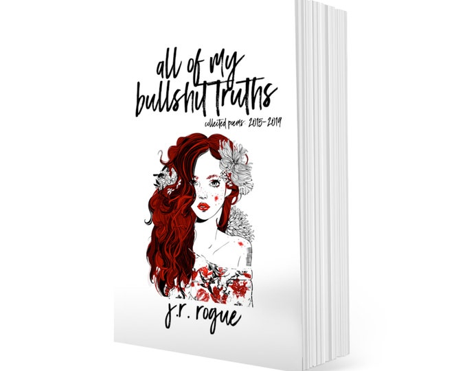 Featured listing image: All Of My Bullshit Truths: Collected Poems / 3rd Edition