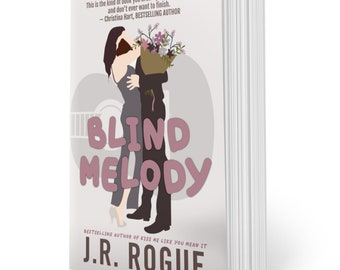Blind Melody: Illustrated Cover