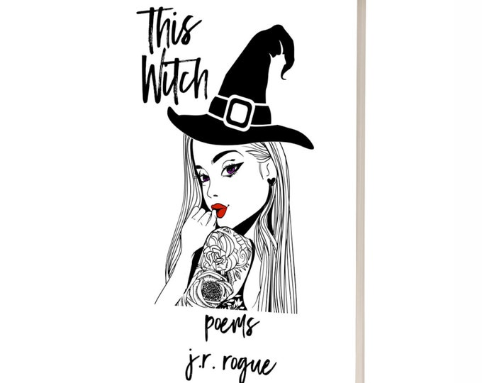 Featured listing image: This Witch: Poems PRE ORDER