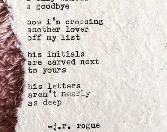 TikTok Poem