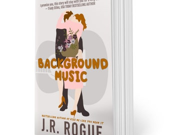 Background Music: Illustrated Cover