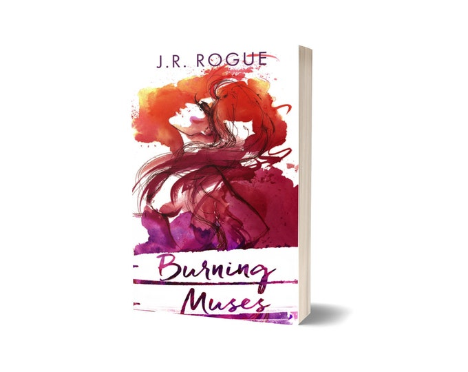 Featured listing image: Burning Muses Signed Paperback (1st ed cover)