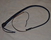 Utility Whip (Black/Blue)...
