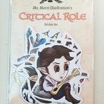 Critical Role Sticker Set