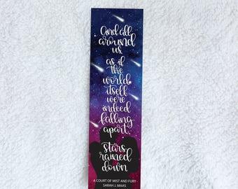 Stars Rained Down - Bookmark