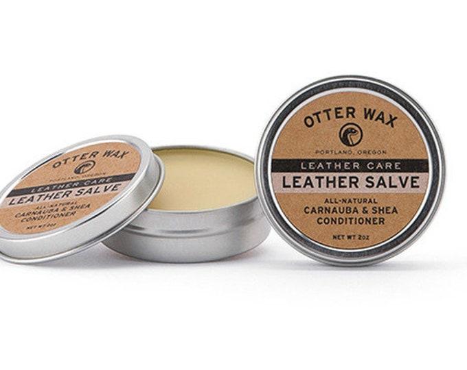 Otter Wax Leather Salve
