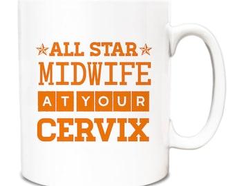 the office star mug. The Office Star Mug. More Colors. All Star Midwife At Your Cervix Mug The Mug E