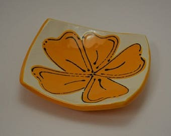 Handmade Clay Dish