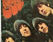 The Beatles- Rubber Soul 60 39 s Rock Pop Vinyl LP UK Press