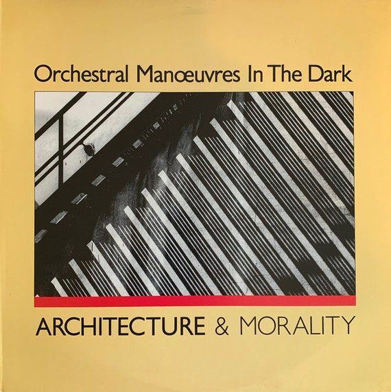Orchestral Manoeuvres In The Dark Architecture & Morality | Etsy