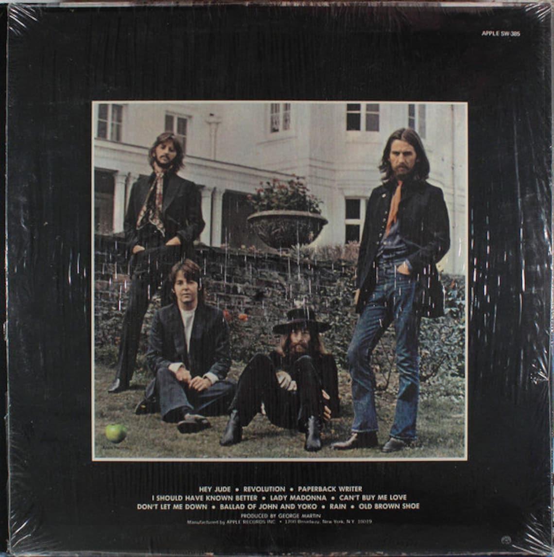 The Beatles  Hey Jude The Beatles Again 70