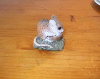 Peter Dutt - P.J. Dutt -  Wildlife Models - Mouse