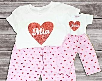 60c6ac9c1809 Valentine pajamas