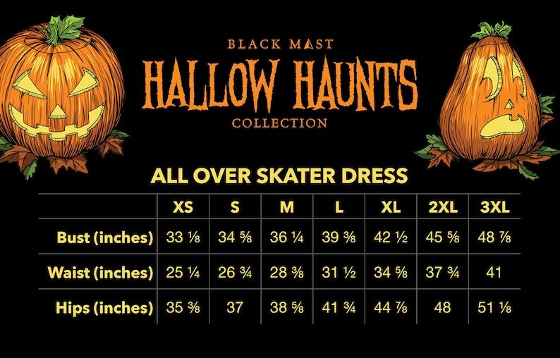 Hallow Haunts Skater Dress