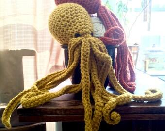 Amigurumi Octopus Pattern