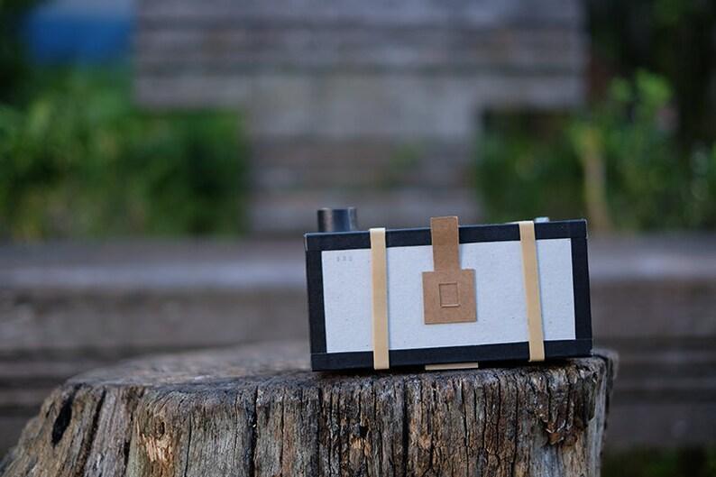 TOSCA  690 a handmade pinhole camera image 0