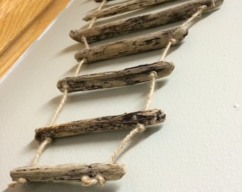 EXCLUSIVE ZEBRA SERIES Driftwood Skeleton - Hanging by a Thread