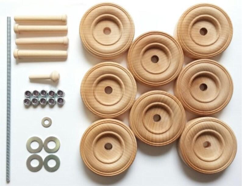 Construction-Grade End Loader Parts