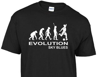 Coventry City  - Evolution Sky Blues t-shirt
