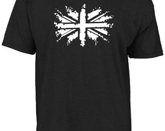 2020ae0fbb26 White Union Jack t-shirt