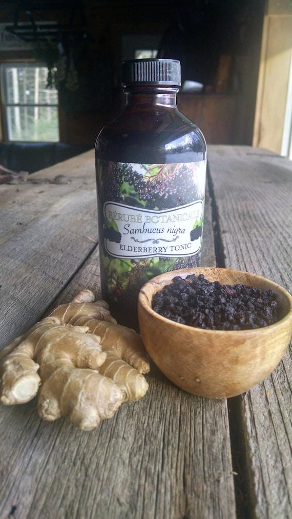 Elderberry Tonic
