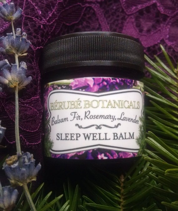 Sleep Well Balm