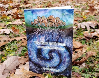 Plant Spirit Oracle DISCOUNT Book