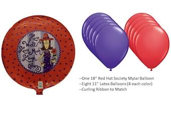 Live Well Love Much Laugh Often Balloon Set