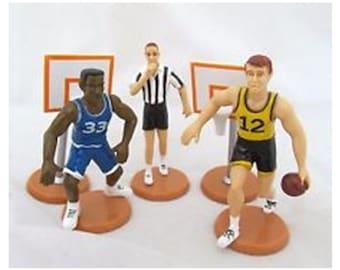 Basketball Cake Decorating Kit for boys