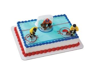 Hockey Cake Decorating Kit