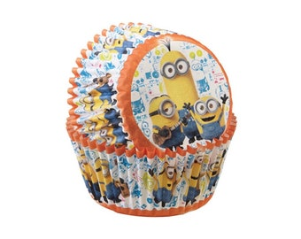 Despicable Me Baking Cups, Despicable Me Cupcake Papers