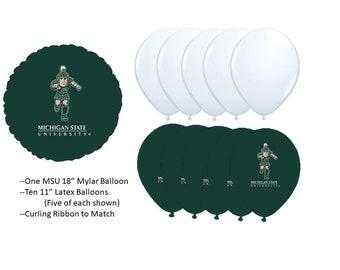 Michigan State University Balloons, MSU Balloons