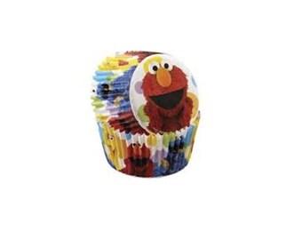 Sesame Street Baking Cups, Sesame Street Cupcake Papers