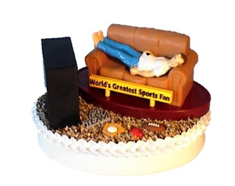 Football Fan Cake Decorating Kit