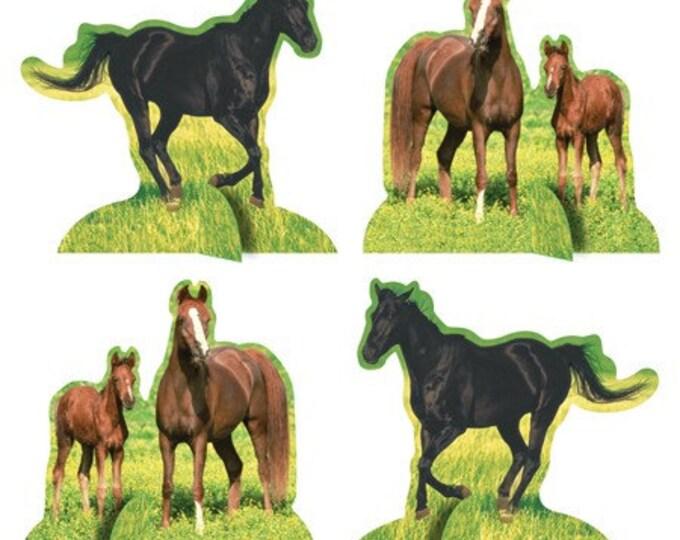Horse Centerpieces