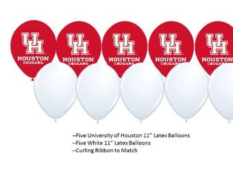 University of Houston Balloons, Houston University balloons
