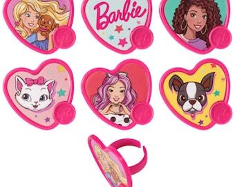 Barbie Rings