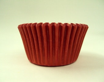 32 Red Baking Cups
