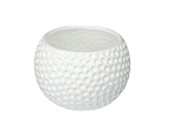 Golf Ball Bowl, Golf Ball Candy Bowl, Golf Ball Planter