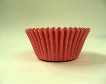 32 Pink Baking Cups