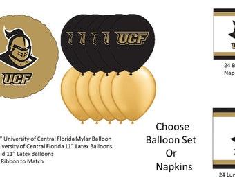 University of Central Florida Balloons, University of Central Florida Knights balloons