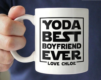 Personalized Boyfriend Gift For Boyfriend Christmas Gift For Men First Anniversary Gift For Boyfriend Anniversary Gift For Boyfriend Mug