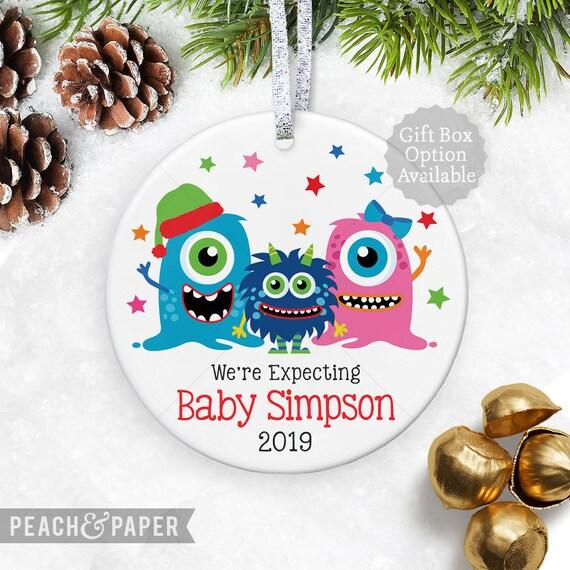 - Expecting Parents Christmas Ornament New Parents Ornament Etsy