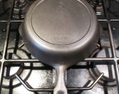 Vintage Griswold Iron Mountain 5 Cast Iron Skillet 1030