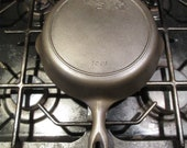 Vintage Griswold made Iron Mountain Cast Iron Skillet 6 1081